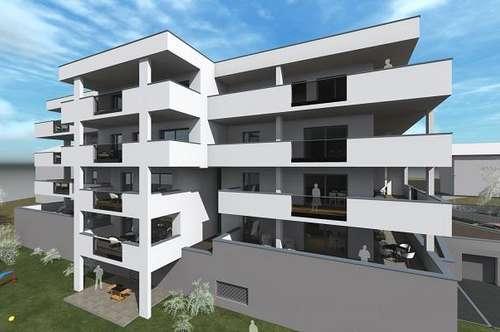 Exklusive Wohnung mit 58 m² Terrasse zu verkaufen!!!