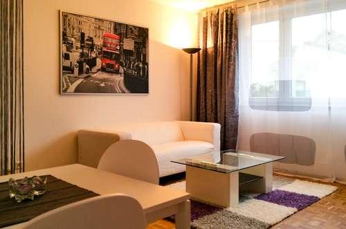 stylisches City Apartment zur Kurzzeitmiete in Salzburg Aigen (Wohnen auf Zeit)