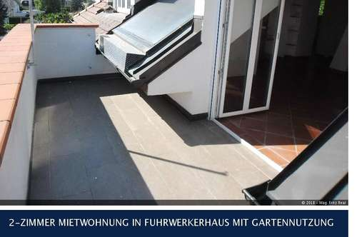 Himberg - STYLISCHE 3-ZIMMER DACHTERRASSENMIETE MIT GARTENUTZUNG