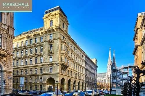 Herrschaftliche Residenz & repräsentativer Firmensitz in Top-Innenstadtlage