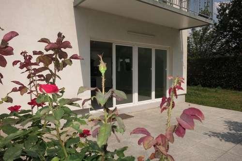 Familientraum! Wunderbare Neubauwohnung mit Terrasse und Garten in Gerasdorf.