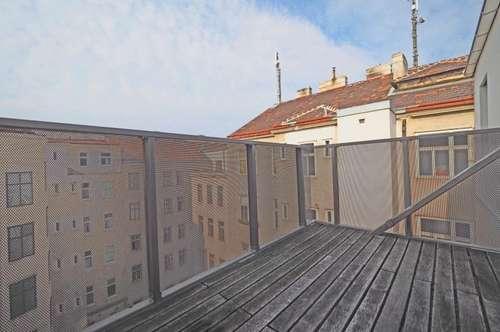 moderne 4-Zimmer-DG-Wohnung mit Terrasse | U6 Währinger Straße - Volksoper