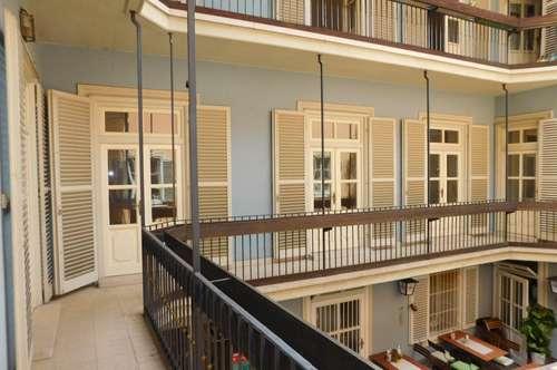 3-Zimmer-Wohnung in der City