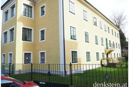 herrschaftliche 3 Zimmer Altbauwohnung in einem repräsentativen Stadthaus in Nonntal, Salzburg Stadt