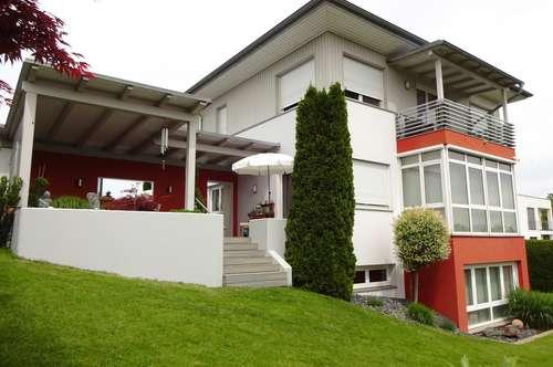 Äußerst gepflegtes Einfamilienhaus mit Einliegerwohnung (Büro/ Praxis) sonnige Lage in Klagenfurt!