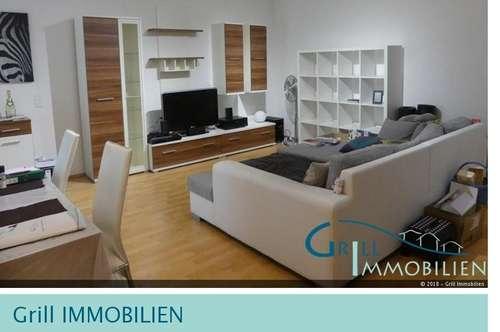 Einladende 2-Zimmer Wohnung mit Schlossblick!