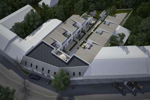 Townhouse! Speisinger Ruhelage! Maisonette-Wohnungen auf 3 Ebenen mit 2 Terrassen!
