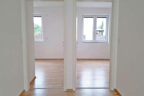 +++ TOP +++ Lassee: 8 Wohnungen mit mit Abstellplatz und Gartenanteil von 70m² - 80m²