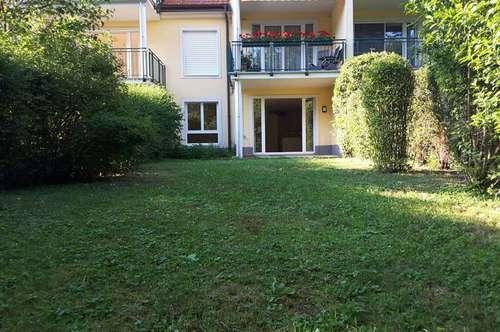 RUSTLER - 57 qm Gartenwohnung mit Grünblick