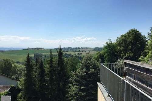 2 Zimmer ETW mit tollem Ausblick ins Grüne, mit Terrasse und Balkon in Rottenegg/St. Gotthard!