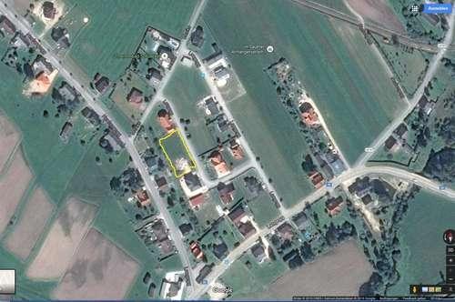 Bauplätze in Langegg 3872