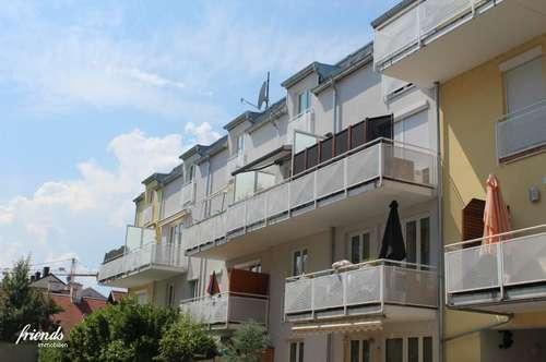 SOMMER-STADT-TRAUM - 3 Zimmer & Balkon + Garagenstellplatz