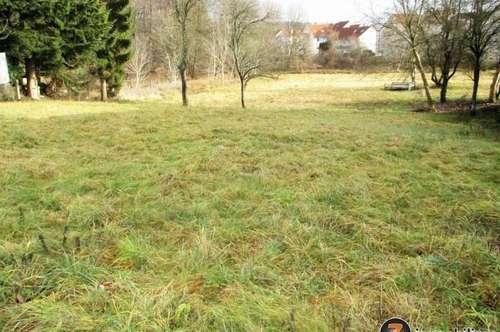 Stegersbach: Baugrundstück in zentraler Lage