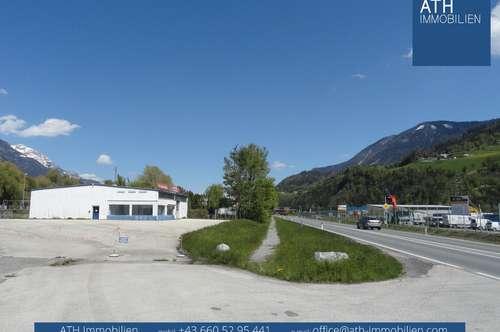 Baurecht an der B171 Tiroler Bundesstraße