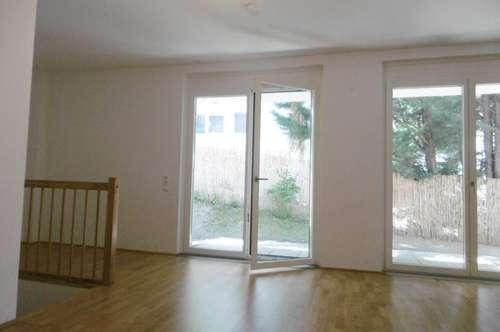Unbefristete Terrassenwohnung mit Eigengarten - Garage möglich!