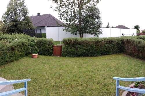 JE - Wohnung mit Garten abzugeben