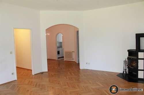 Stilvolle, zentrumsnahe und ruhige 3-Zimmer Wohnung mit großen Garten in Fürstenfeld