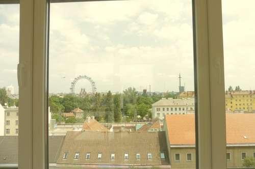 Sensationeller Weitblick über den Prater!! DG-Terrassen-Wohnung