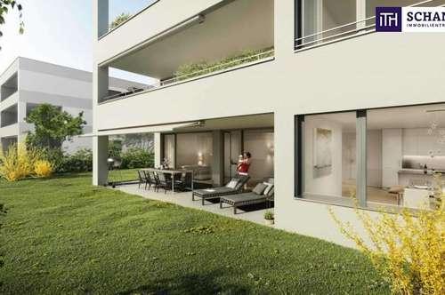 ITH: ANLEGERHIT! ERSTBEZUG! Investition in die Zukunft! Terrasse + Garten + Ideale Raumaufteilung + Neubau + Provisionsfrei für den Käufer!