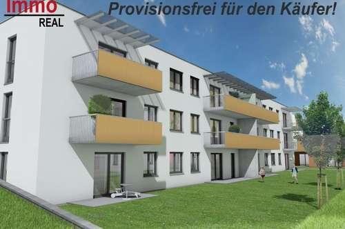 PROVISIONSFREI! Neubau-Gartenwohnungen in Werndorf! Haus A Top 2