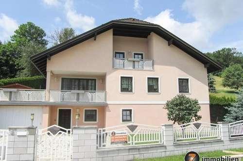 Gediegenes XL-Einfamilienhaus mit herrlichem Panoramablick