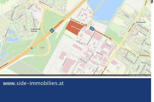 Gewerbepark A2 Tribuswinkel - Gewerbegrundstücke zu kaufen - Exzellente Lage & A2-Anbindung