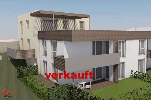 VERKAUFT Schlüsselfertige Neubauwohnung