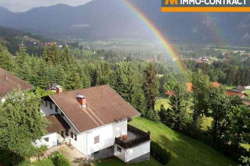 Neu renovierte Doppelhaushälfte in unverbaubarer Traumlage
