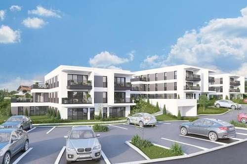 Des Wohnens schönste Seiten - Eigentumswohnungen in Unterweitersdorf