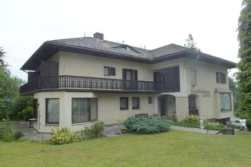 Wohn- und Gästehaus in Zentrumslage