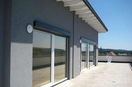 Stilvolles Penthouse 3ZI+110m² Dachterrasse+PP