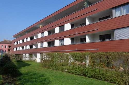 Neuwertige Eigentumswohnung mit Tiefgarage