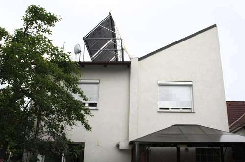 +++ Einfamilienhaus mit SOLARANLAGE +++ 7 km vom 21. Bezirk entfernt +++ 465m² ++ Garten +++ 4-Zimmer +++
