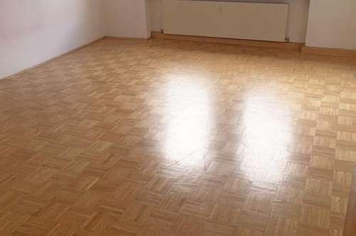 Urfahr Hauptstraße! Zentrale 2 Zimmer Wohnung, 72 m² WNFL nähe Lentia City,  Küche möbliert!