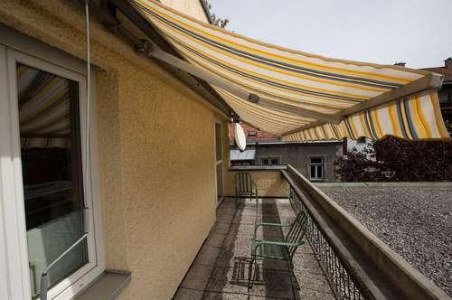 3 Zimmer Dachterrassenwohnung incl. Garagenstellplatz, Pradl