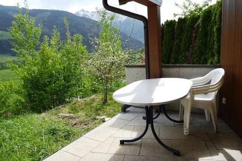 Stuhlfelden: Voll möbliertes Landhaus mit Sonnenterrasse ab sofort zu vermieten