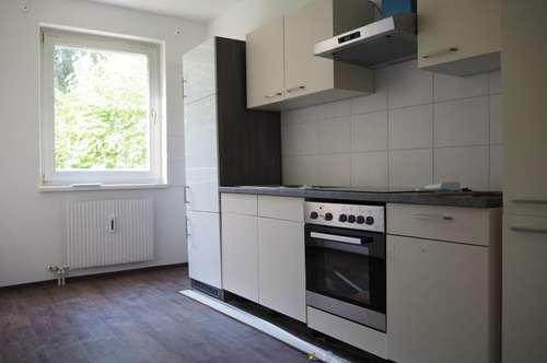 Ebelsberg, zentrale Familienwohnung, 92 m² WNFL, Küche neu möbliert (ohne Ablöse), Tiefgarage!