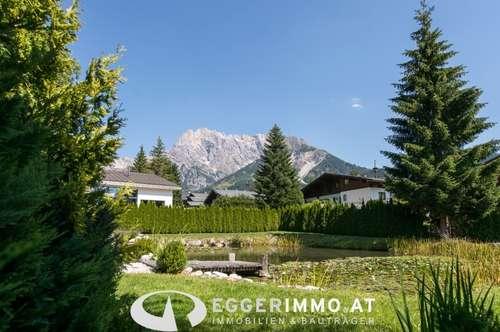 Großzügige Landhausvilla mit Zweitwohnsitzwidmung in Maria Alm - Hinterthal mit über 2.000 qm Grund zu verkaufen