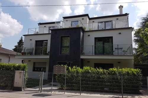 Neuwertige Dachgeschoß - Terrassenwohnung