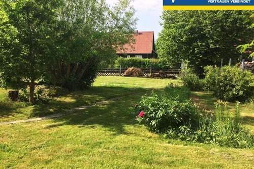 2 Wohnungen mit Garten bezugsfertig! Nähe Waidhfoen / Thaya