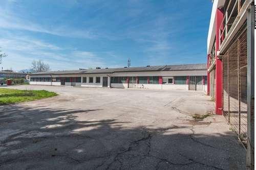 Gewerbeliegenschaft mit Produktions- und Lagerflächen in Klagenfurt
