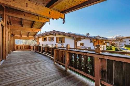 Tirolerhaus im Toplage