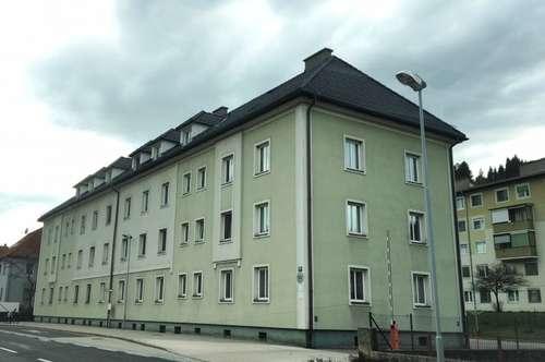 Kleine 3 Zimmer Mietwohnung in St. Veit!