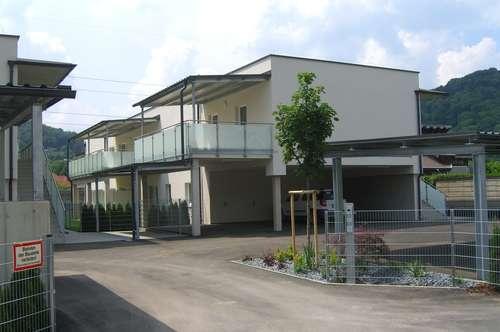 provisionsfreies Eigentum 60-90 m², im Erdgeschoß mit Eigengarten, im Obergeschoß mit überdachtem Balkon, top ausgestattet, neu, modern