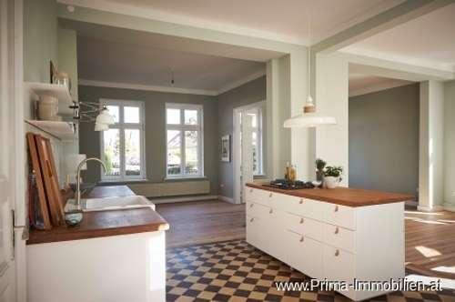 Mietkauf: Traumhafte Stilaltbauwohnung mit großer Terrasse!