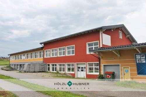Lagerräumlichkeiten im Gewerbepark Ost, Moosdorf