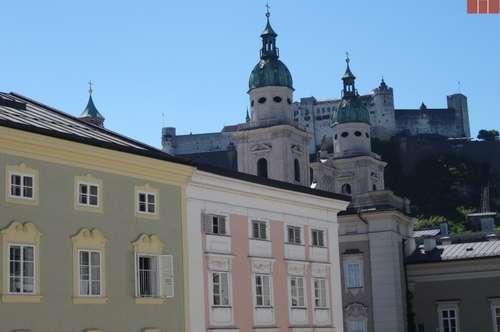 Salzburger Aussichtsplatz: großzügige 4-Zimmer-Altbauwohnung mit Flair!