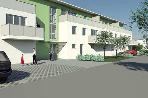 FREIFINANZIERTE 3-Zimmer-Wohnung in Mannersdorf am Leithagebirge