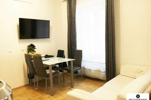 NÄHE SÜDTIROLERPLATZ - Schöne 1 Zimmer Wohnung - Ab Sofort Verfügbar!