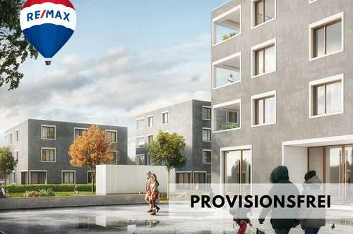 NEUBAU: Herrliche 3 Zimmer Wohnung in Bregenz